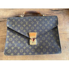 Porte documents, serviette Louis Vuitton  pas cher