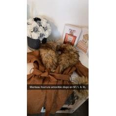 Manteau en fourrure king of fashion  pas cher