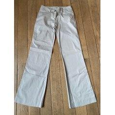 Pantalone svasato Burberry