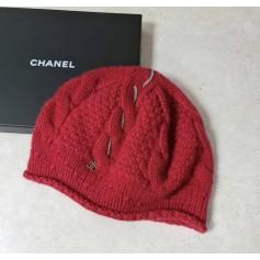 Bonnet Chanel  pas cher