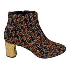 High Heel Ankle Boots Casadei