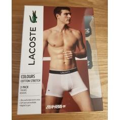 Boxers Lacoste