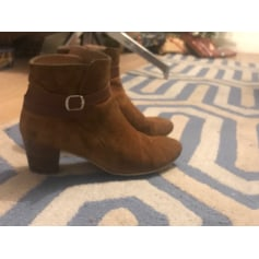 Cowboy Ankle Boots Minelli