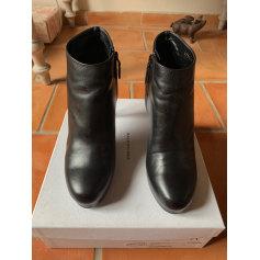 Bottines & low boots à talons Balenciaga  pas cher