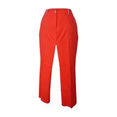 Pantalon droit JC de Castelbajac  pas cher