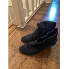 Cowboy Ankle Boots Cosmoparis