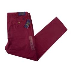 Slim Fit Pants Ralph Lauren