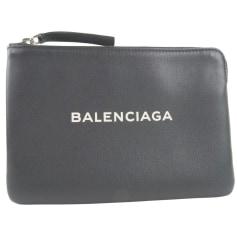 Sac à main en cuir Balenciaga  pas cher