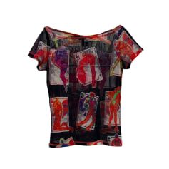 Top, tee-shirt Jean Paul Gaultier  pas cher
