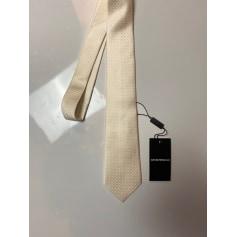 Cravate Emporio Armani  pas cher