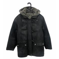 Manteau en cuir Canda  pas cher