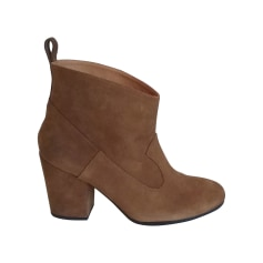 High Heel Ankle Boots Castaner