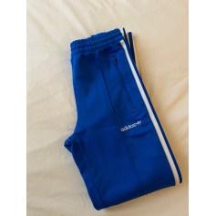 Pantalon carotte Adidas  pas cher