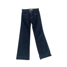 Jeans très evasé, patte d'éléphant J Brand  pas cher