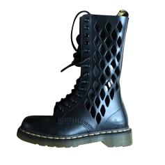 Biker-Boots Dr. Martens