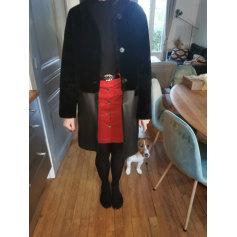 Manteau en fourrure Kookai  pas cher