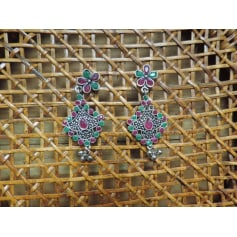 Boucles d'oreille Made in India  pas cher