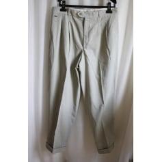 Pantalon large Lacoste  pas cher