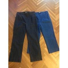 Pantalon droit Damart  pas cher