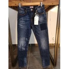 Jeans droit Ativo  pas cher