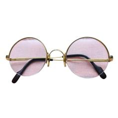 Monture de lunettes Cartier  pas cher