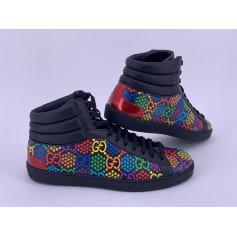 Baskets Gucci  pas cher