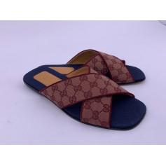 Sandales Gucci  pas cher