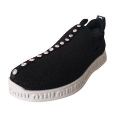 Sports Sneakers Miu Miu Embellished