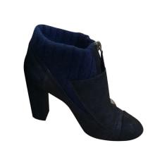 High Heel Boots Chanel