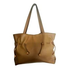 Leather Handbag Pierre Cardin
