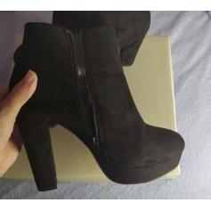 Bottines & low boots à talons Marypaz  pas cher