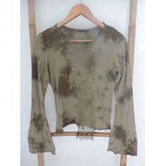 Top, tee-shirt Sisley  pas cher