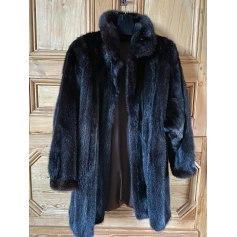 Manteau en fourrure Kretzschmar  pas cher