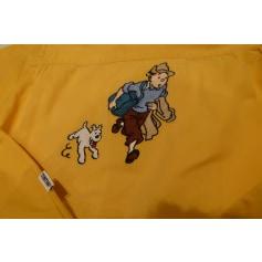 Chemisette Tintin  pas cher