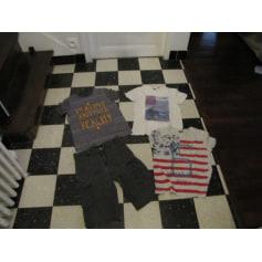 Anzug, Set für Kinder, kurz Ikks