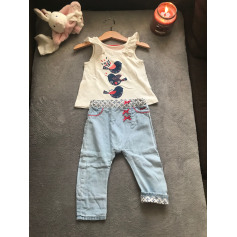 Pants Set, Outfit Creeks