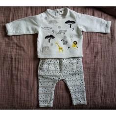 Pants Set, Outfit Grain de Blé