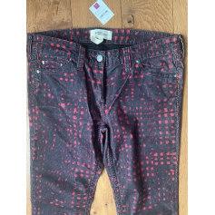 Jeans droit Isabel Marant  pas cher