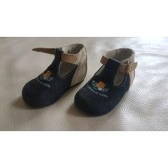Buckle Shoes Aubert