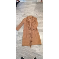 Manteau en cuir American Retro  pas cher