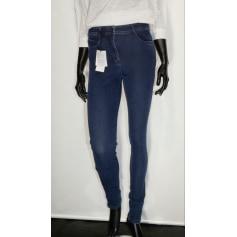 Jeans slim Un Jour Ailleurs  pas cher