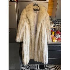 Manteau en fourrure Saga Fox  pas cher