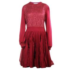 Robe courte Valentino  pas cher