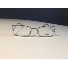 Monture de lunettes Fendi  pas cher