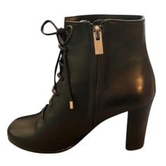 Bottines & low boots plates The Kooples  pas cher