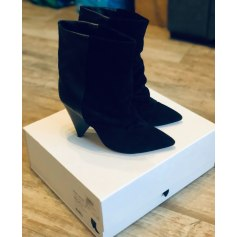 High Heel Ankle Boots Isabel Marant Andrew