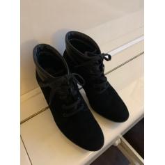 Bottines & low boots à compensés Tod's  pas cher