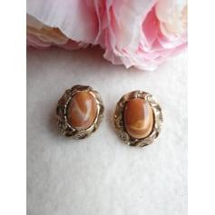 Boucles d'oreille 100% Vintage  pas cher
