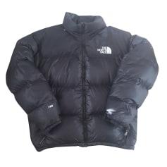 Manteau en cuir The North Face  pas cher