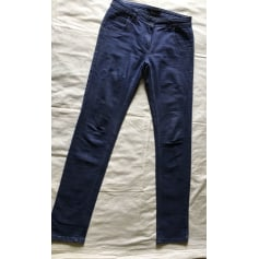Jeans droit Tara Jarmon  pas cher